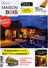 Article Eco Maison Bois avril 2014